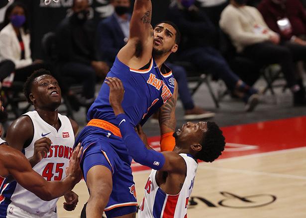 Non è uno scherzo: i Knicks non hanno smesso di vincere e sono già al quinto posto