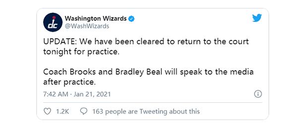 maglie nba Washington Wizards