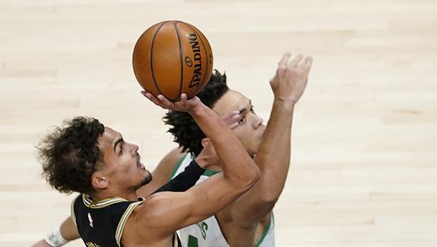 I Celtics si sono addormentati e Atlanta ha colto l'occasione per vincere
