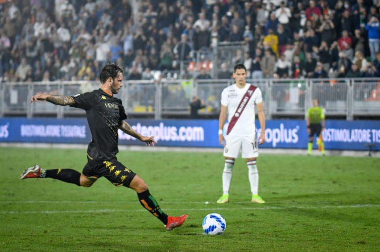 Torino stagnante nella partita contro il Venezia