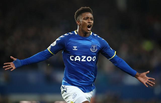 3 gol in 6 minuti!Ribaltamento 3-1 dell'Everton